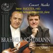 Bruno Pasquier, Jean-Bernard Pommier - BRAHMS & SCHUMANN -