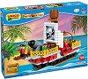 """Пиратски кораб - Детски конструктор от серията """"Pirates adventures"""" -"""