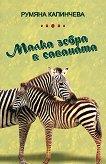 Малка зебра в саваната -