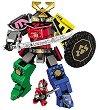 "�������-�����, �������� � ���� Samurai Megazord - 3 � 1 - ������ ����������� �� ������� ""Power Rangers"" - �������"