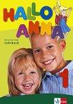 Hallo Anna - Ниво 1: Учебник + 2 CD : Учебна система по немски език за деца - Olga Swerlowa -