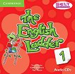 The English Ladder: Учебна система по английски език : Ниво 1: 2 CD с аудиоматериали за упражненията от учебника - Susan House, Katharine Scott, Paul House -