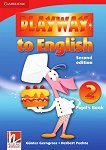 Playway to English - ниво 2: Учебник по английски език : Second Edition - Herbert Puchta, Gunter Gerngross -