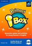 Primary i-Box : Ниво A1 - A2: Интерактивен CD-ROM - Caroline Nixon, Michael Tomlinson -