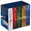 A Song of Ice and Fire: 5 - Copy Boxed Set - George R. R. Martin - книга