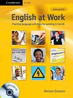 English at Work + CD - Anthony Cosgrove -