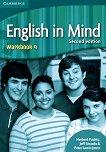 English in Mind - Second Edition: Учебна система по английски език Ниво 4 (B2): Учебна тетрадка - помагало
