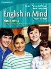 English in Mind - Second Edition: Учебна система по английски език Ниво 4 (B2): 4 CD с аудиоматериали за упражненията от учебника -