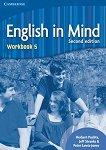 English in Mind - Second Edition: Учебна система по английски език Ниво 5 (C1): Учебна тетрадка - учебник