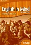English in Mind - Second Edition: Учебна система по английски език Ниво Starter (A1): Учебна тетрадка -