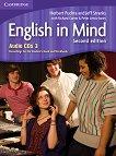 English in Mind - Second Edition: Учебна система по английски език Ниво 3 (B1): 3 CD с аудиоматериали за упражненията от учебника -
