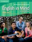 English in Mind - Second Edition: Учебна система по английски език : Ниво 2 (A2 - B1): 3 CD с аудиоматериали за упражненията от учебника - Herbert Puchta, Jeff Stranks - учебник