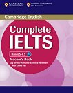 Complete IELTS: Учебна система по английски език : Ниво 2 (B2): Книга за учителя - Guy Brook-Hart, Vanessa Jakeman, David Jay -