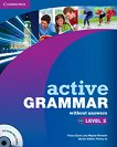 Active Grammar: Учебна система по английски език : Ниво 2: Книга без отговори + CD - Fiona Davis, Wayne Rimmer -