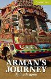 Cambridge English Readers - Ниво Starter/Beginner Arman's Journey -