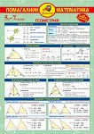 Помагалник по математика 5., 6. и 7. клас. Дипляна - учебник
