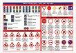 Най-важните пътни знаци - учебна таблица -