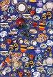 Декупажна хартия - Глинени съдове 042 - Дизайн на Anne Zada -