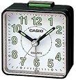 """Настолен часовник Casio - TQ-140-1BEF - От серията """"Wake Up Timer"""" -"""