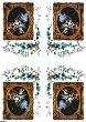 Декупажна хартия - Хартиена магия 122 - Дизайн на Nerida Singleton