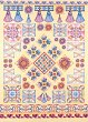 Декупажна хартия - Плочки и пискюли 573 - Дизайн на Pauline Bright