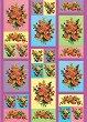 Декупажна хартия - Букети 574 - Дизайн на Russell Leonard