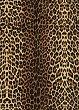 Декупажна хартия - Леопардов десен 504 -