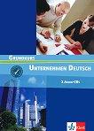 Unternehmen Deutsch: Учебна система по немски език : Ниво А1 - А2: 2 CD с допълнителни упражнения към уроците - Jörg Braunert -