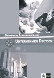 Unternehmen Deutsch: Учебна система по немски език : Ниво А1 - А2: Книга за учителя - Wolfram Schlenker -