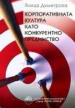 Корпоративната култура като конкурентно предимство - Яница Димитрова -
