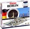 """Берлин, Германия - 4D пъзел от серията """"Cityscape - History Over Time"""" -"""