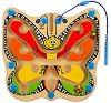 Лабиринт - Пеперуда - Логическа игра -