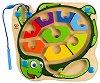 Лабиринт - Морска контенурка - Логическа игра -