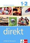 Direkt - ниво 1 - 2 (A1 - B1): Интерактивно помагало за 8. клас - CD-ROM : Учебна система по немски език -