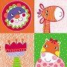 Салфетки за декупаж - Детски свят - Пакет от 20 броя