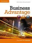 Business Advantage: Учебна система по английски език Ниво Advanced: 2 CD с аудиоматериали за упражненията от учебника -