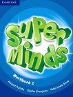Super Minds - ниво 1 (Pre - A1): Учебна тетрадка по английски език - Herbert Puchta, Gunter Gerngross, Peter Lewis-Jones - книга