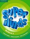 Super Minds - ниво 2 (Pre - A1): Учебна тетрадка + онлайн материали по английски език - продукт