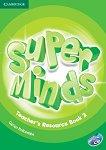 Super Minds - ниво 2 (Pre - A1): Книга за учителя с допълнителни материали по английски език + CD - Garan Holcombe -