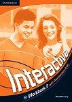 Interactive - ниво 3 (B1-B2): Учебна тетрадка по английски език - Meredith Levy -