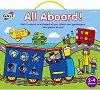 Всички на борда - Три детски образователни игри -
