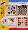 Комплект от 8 настолни игри -