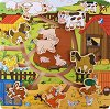 Лабиринт - Ферма - Логическа игра - игра