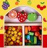 Създай сама бижута - Плодчета - Мъниста в дървена кутия -
