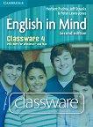 English in Mind - Second Edition: Учебна система по английски език Ниво 4 (B2): DVD с интерактивна версия на учебника - учебна тетрадка