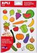 Стикери - Плодове и зеленчуци -