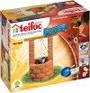 """Кладенец - Детски сглобяем модел от истински тухлички от серията """"Teifoc: Classic"""" -"""