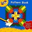 Galt: Мозайки и форми - книжка за оцветяване : Pattern Book -