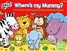 Къде е мама? - Забавна образователна игра - игра