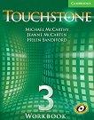 Touchstone: Учебна система по английски език : Ниво 3: Учебна тетрадка - Michael J. McCarthy, Jeanne McCarten, Helen Sandiford -